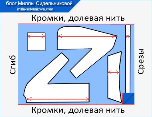 4-kak-razlozhyt-vykrojku-na-tkani