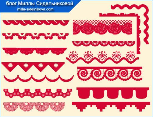 1-kak-razlozhyt-vykrojku-na-tkani-s festonami