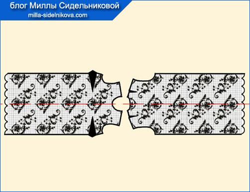 18-kak-razlozhyt-vykrojku-na-tkani-s festonami