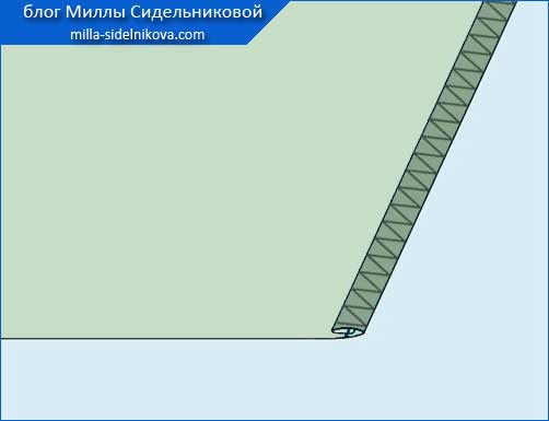 16a strochka zigzag