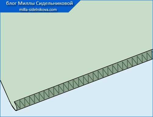17a strochka zigzag