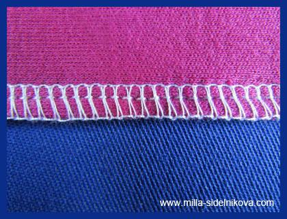 46d60a3c08cc 2 kak sshyt trikotazh. Для очень эластичных трикотажных материалов таких как  ...