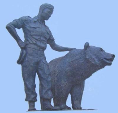 3 pamyatnik medvedyu vojneku