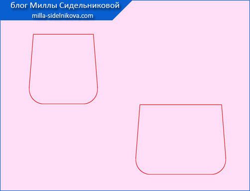 16 izg. vykrojki naklanogo k-a zakruglenoj formy16
