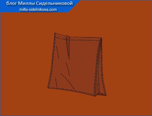 1 karman portfel s pryamymi uglami s tselnok-j.detalyu1