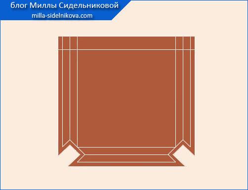 13 kar-n portfel s pryamymi uglami s tselnok-j.detalyu13