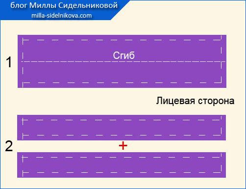 1-kak-sdelat-manzhety-na-bryukax Как удлинить классические брюки. Как удлинить брюки женские в домашних условиях