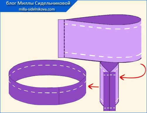 5-kak-sdelat-manzhety-na-bryukax Как удлинить классические брюки. Как удлинить брюки женские в домашних условиях