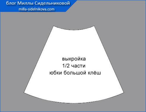 14 yubka-klyosh-vykroyka