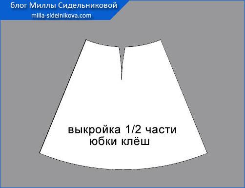 36 yubka-klyosh-vykroyka