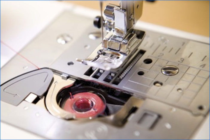 Вертикальный или горизонтальный челнок в швейной машине, вот в чем вопрос?